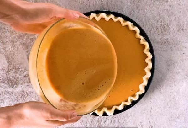 Pumpkin Pie How To Image 1