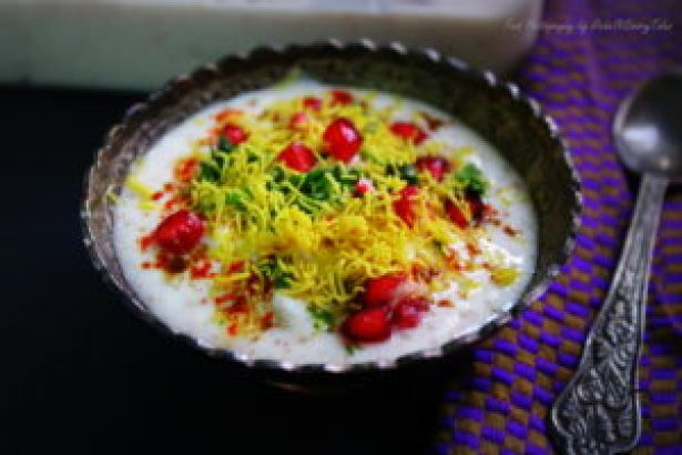 Steamed Dahi Vada