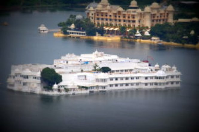 Lake Palace in Lake Pichola, Udaipur