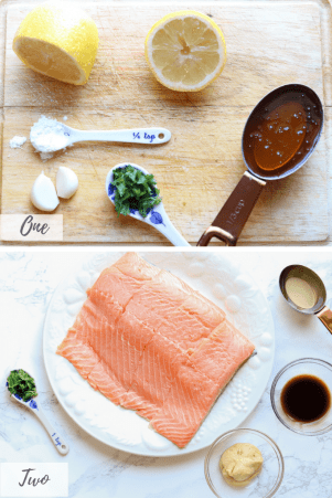 Honey Garlic Salmon-savory-thoughts-1