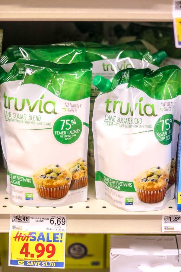 Truvia Sugar Blend