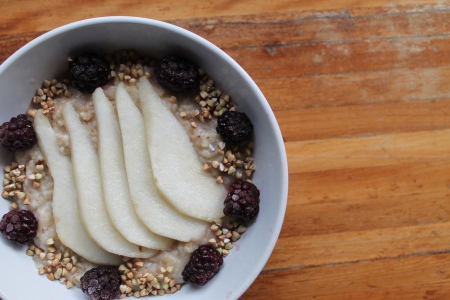 porridge flocons d'avoine recette base
