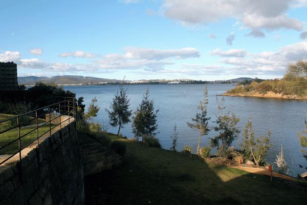 hobart mona view tasmanie