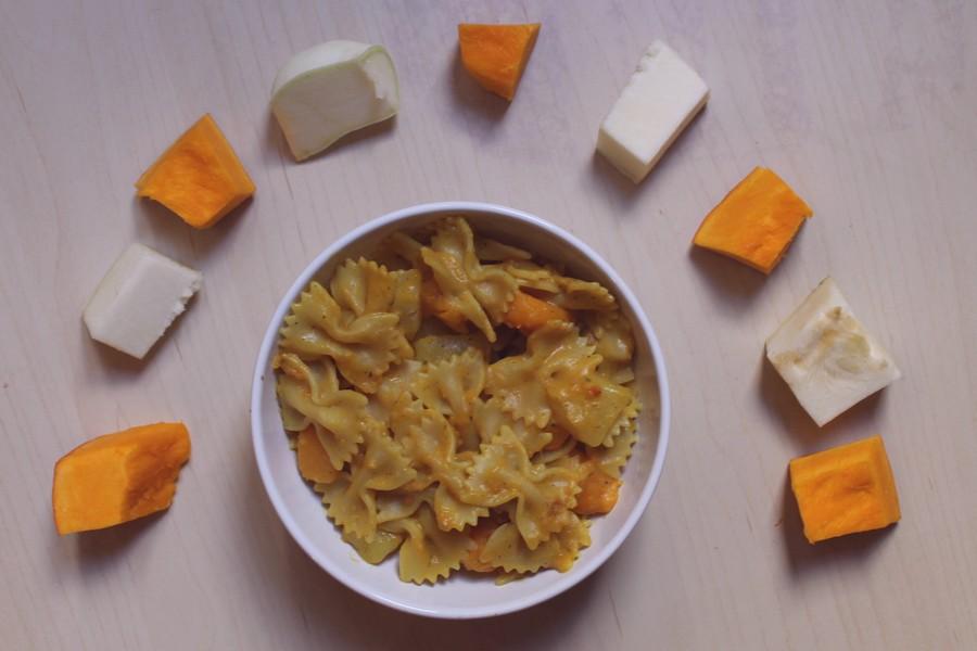 recette one pot pasta automne