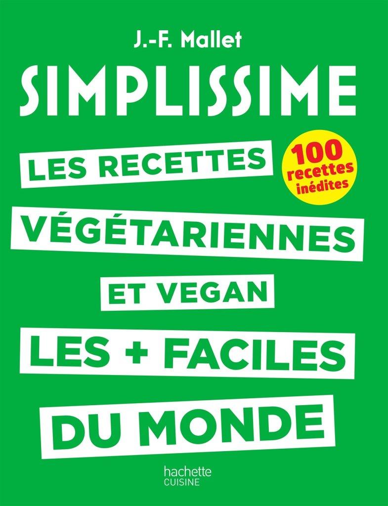 livres de cuisine simplissime vegan vegetarien