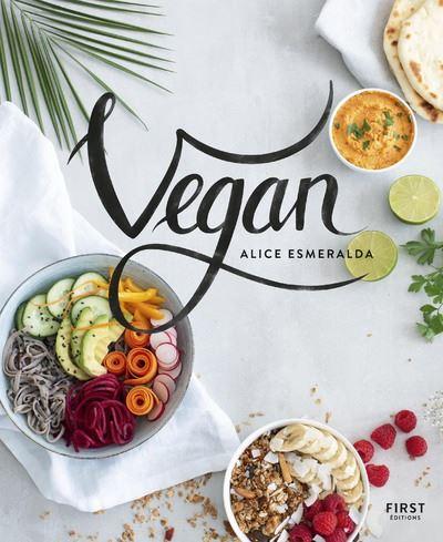 Vegan alice esmeralda livre cuisine recettes