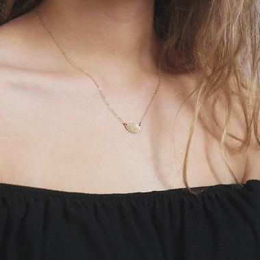 boho stones collier marque ethique bijoux france