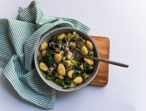 recette gnocchis vegan