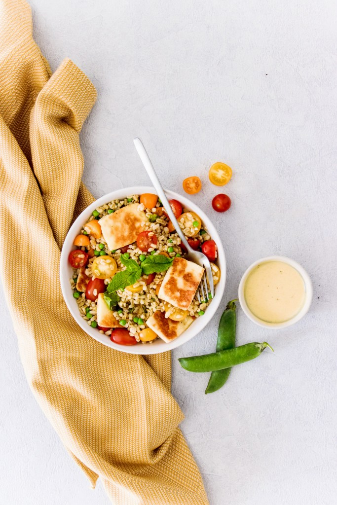 salade-ble-tomates-cerises-petit-pois-halloumi-blog-2