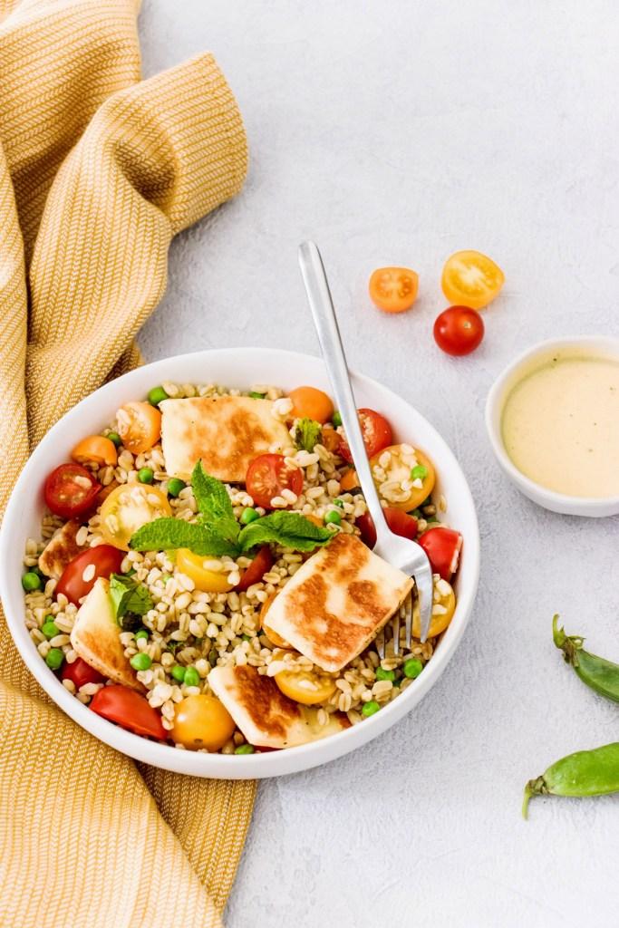 salade-ble-tomates-cerises-petit-pois-halloumi-blog-4