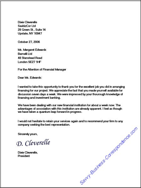 Format of bussiness letter ppyongppyong full block business letter format spiritdancerdesigns Images