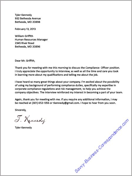 write a business letter to an employer