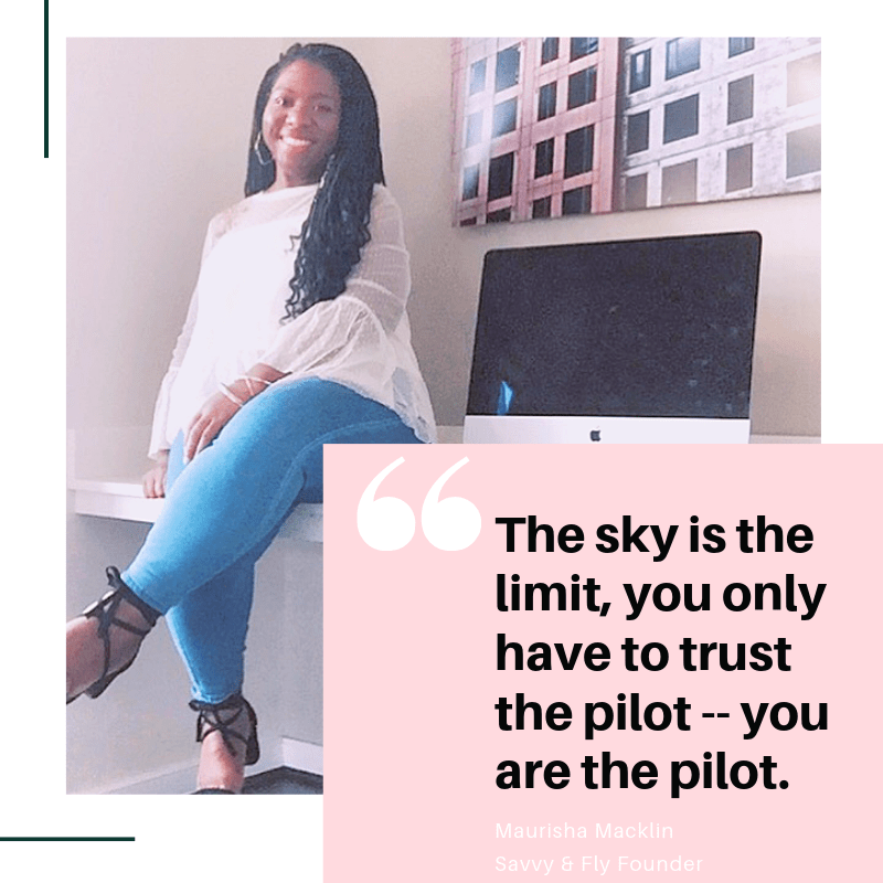 Meet the Founder - Savvy and Fly