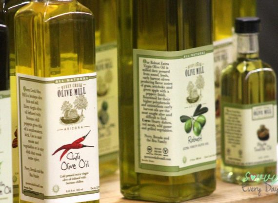Queen Creek Olive Mill has more olive oil flavors than I knew existed.