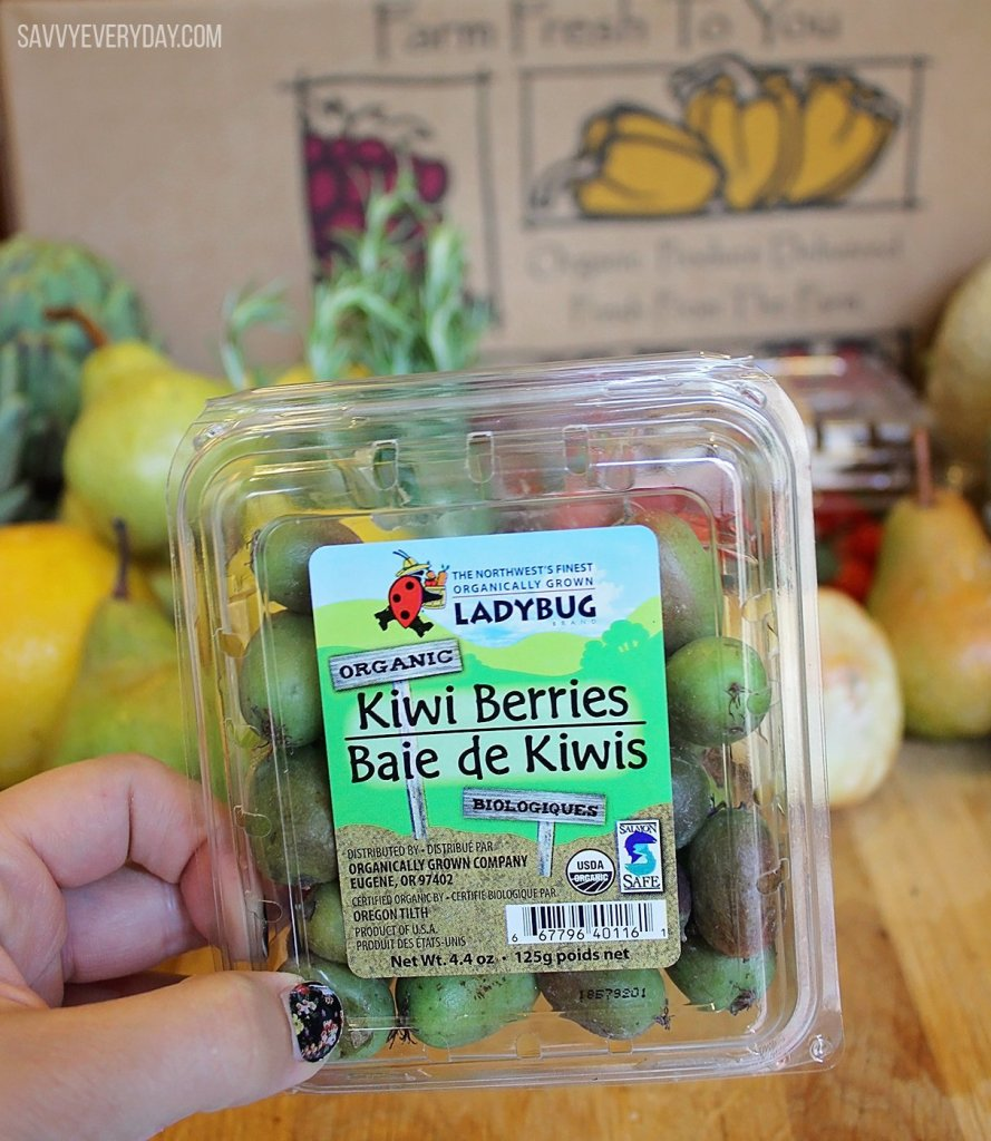 FFTY Kiwi Berries
