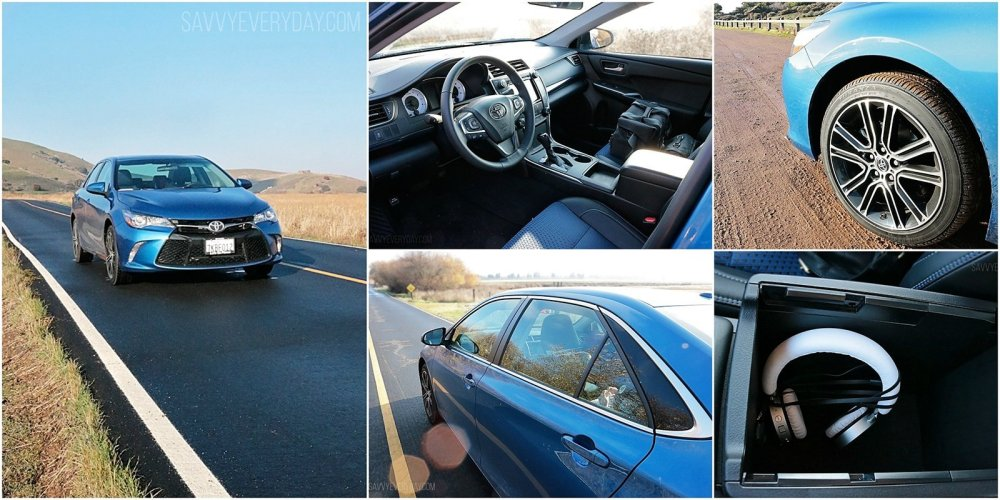 camry collage