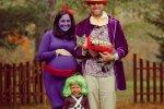 Willy Wonka Family Costume