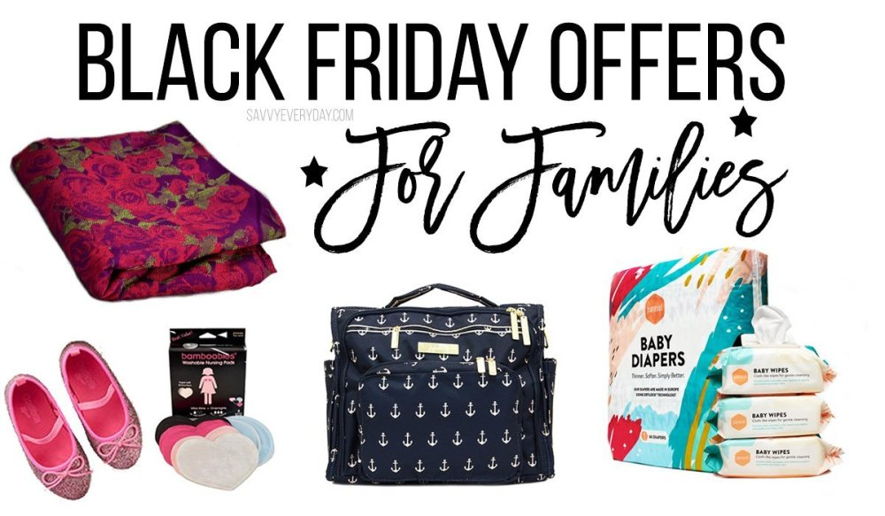 Black Friday Offers For Families wide shot