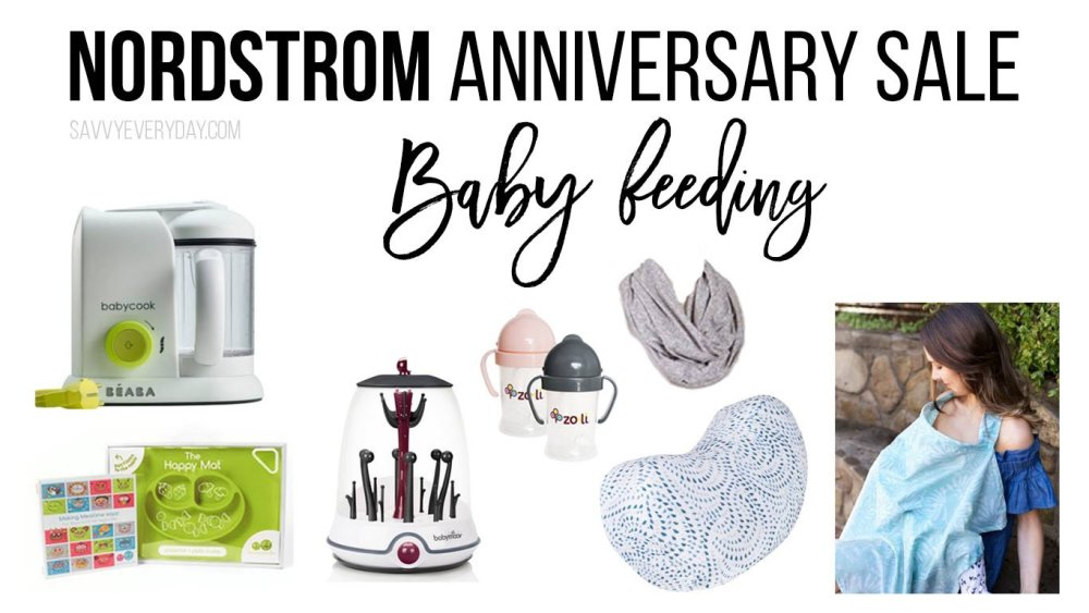 Nordstrom Anniversary Sale Baby Feeding and nursing