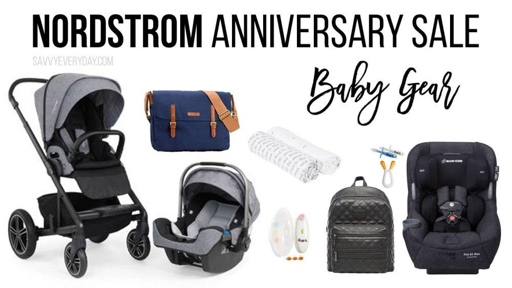 Nordstrom Anniversary Sale Baby Gear