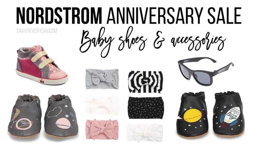 Nordstrom Anniversary Sale Baby Shoes and Accessories