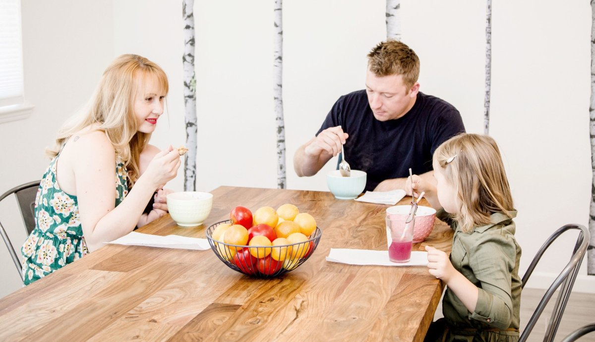 5 Tips for Meals with Picky Eaters