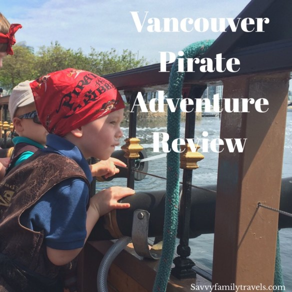 Vancouver Pirate Adventure Review
