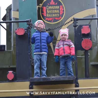 Railway Museum Toronto Canada