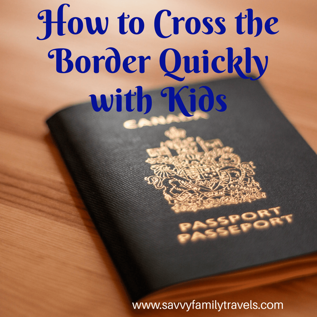 Can Kids Cross The Border Into Canada Without A Passport