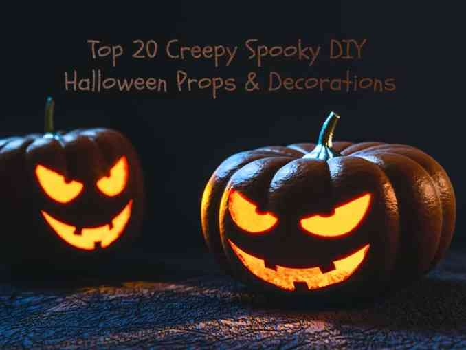 Halloween Props & Decorations