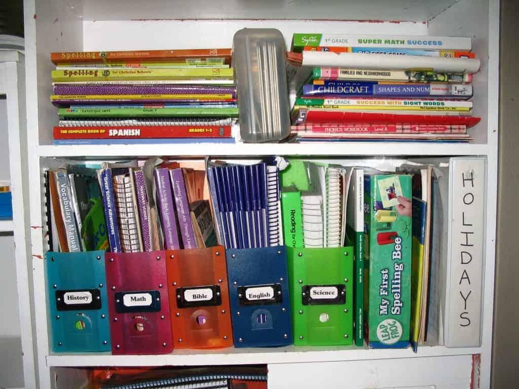 50 Homeschool Room Organization Ideas
