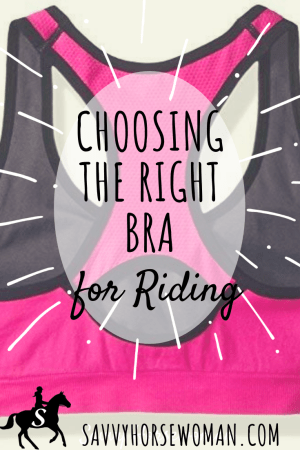 Choosing The Right Bra For Horseback Riding