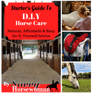 Geranium Oil for Horses - Natural Tick Prevention | DIY Horse Care | Savvy Horsewoman