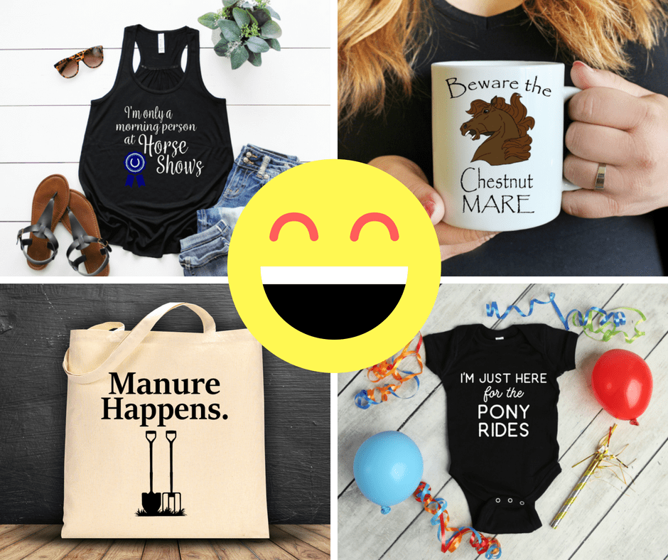 10 Funny Gift Ideas for Horse Lovers with Savvy Horsewoman