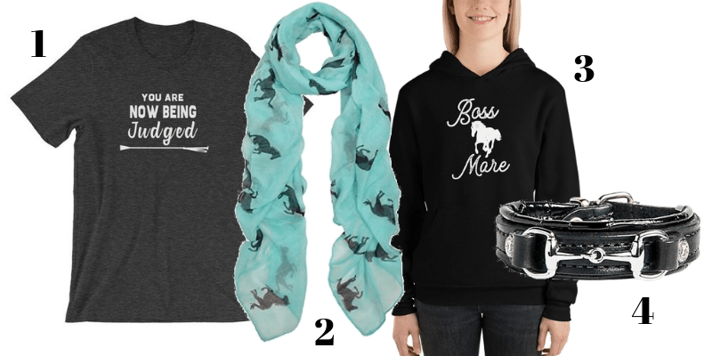 Horse Clothing and Apparel Gifts for Adults and Horse Lovers