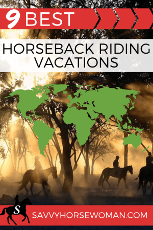 9 Best Horseback Riding Vacations - Savvy Horsewoman