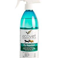 ECOVET Horse Fly Spray Repellent/Insecticide (Made with Food Grade Fatty acids)