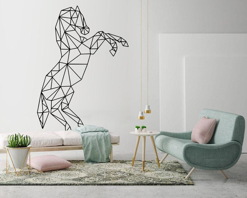 Horse Wall Decals and Stickers