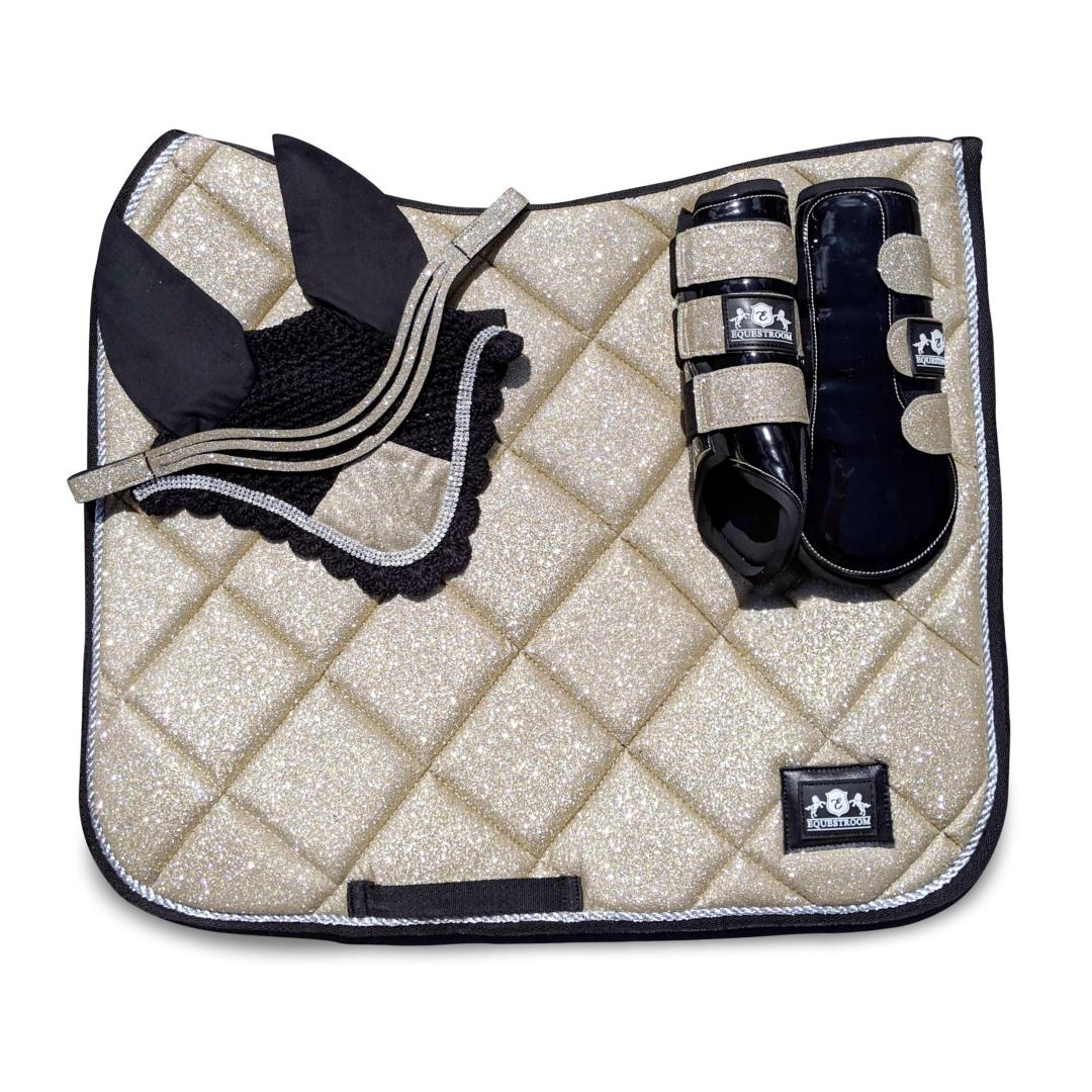 Equestrian Girl saddle pad
