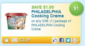 Philidelphia Cooking Creme