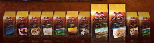 Free Coffee - Folgers Gourmet Sample