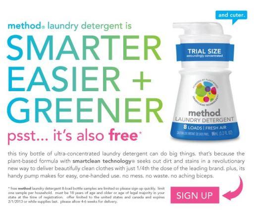 Free Method Laundry Soap