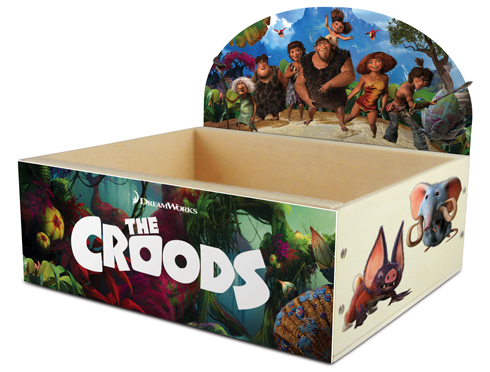 Build a Croods Planter Box