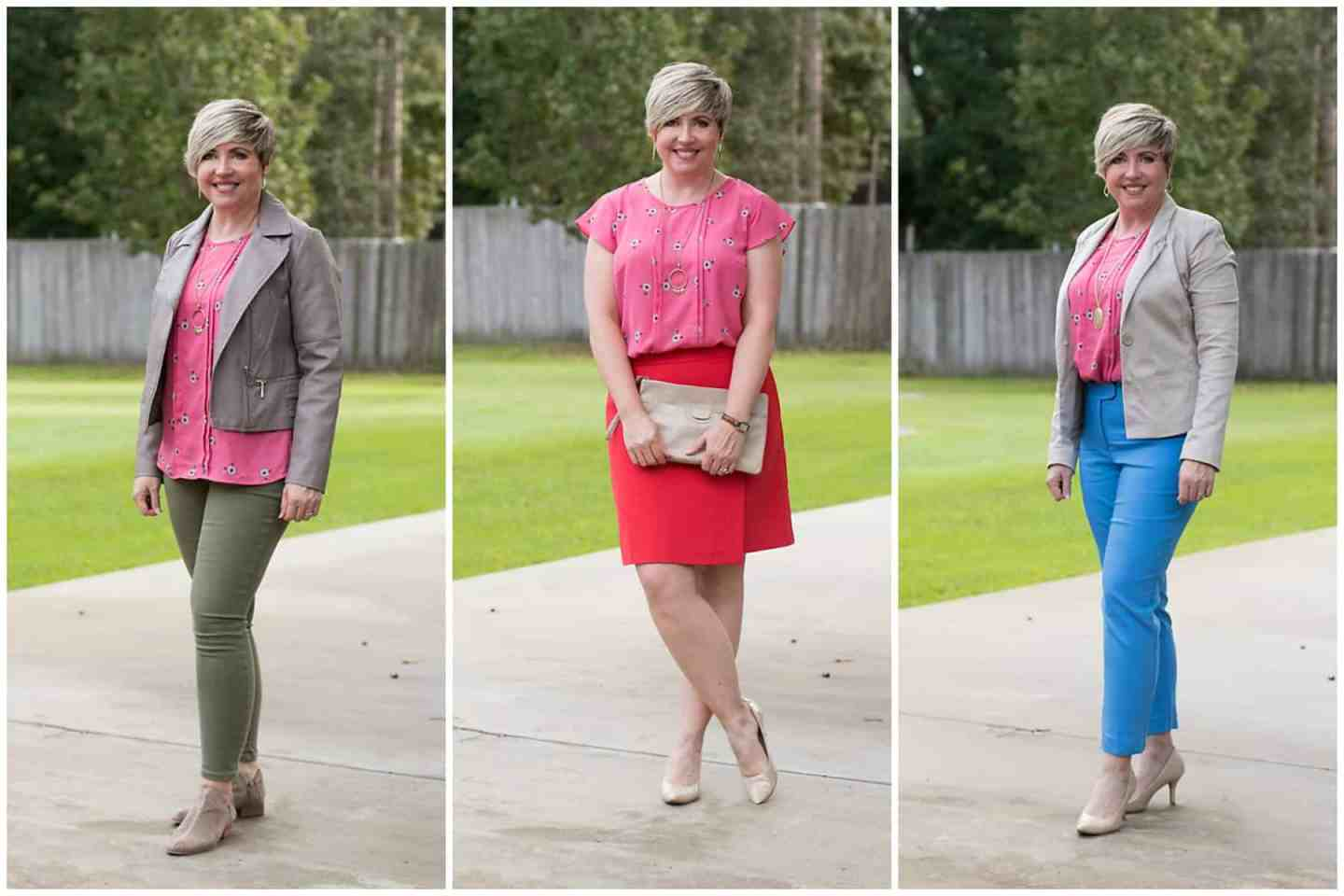 coral top three ways