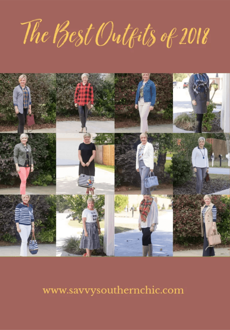 The Best Outfits of 2018, Blogger Savvy Southern Chic