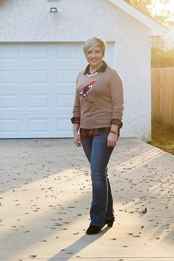 boot cut jeans outfit