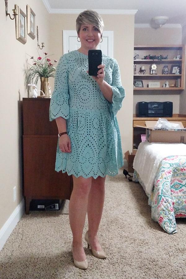 cute Spring/Easter dress