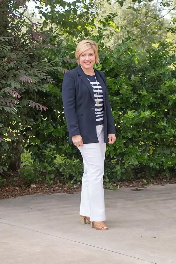 nautical office outfits for the summer