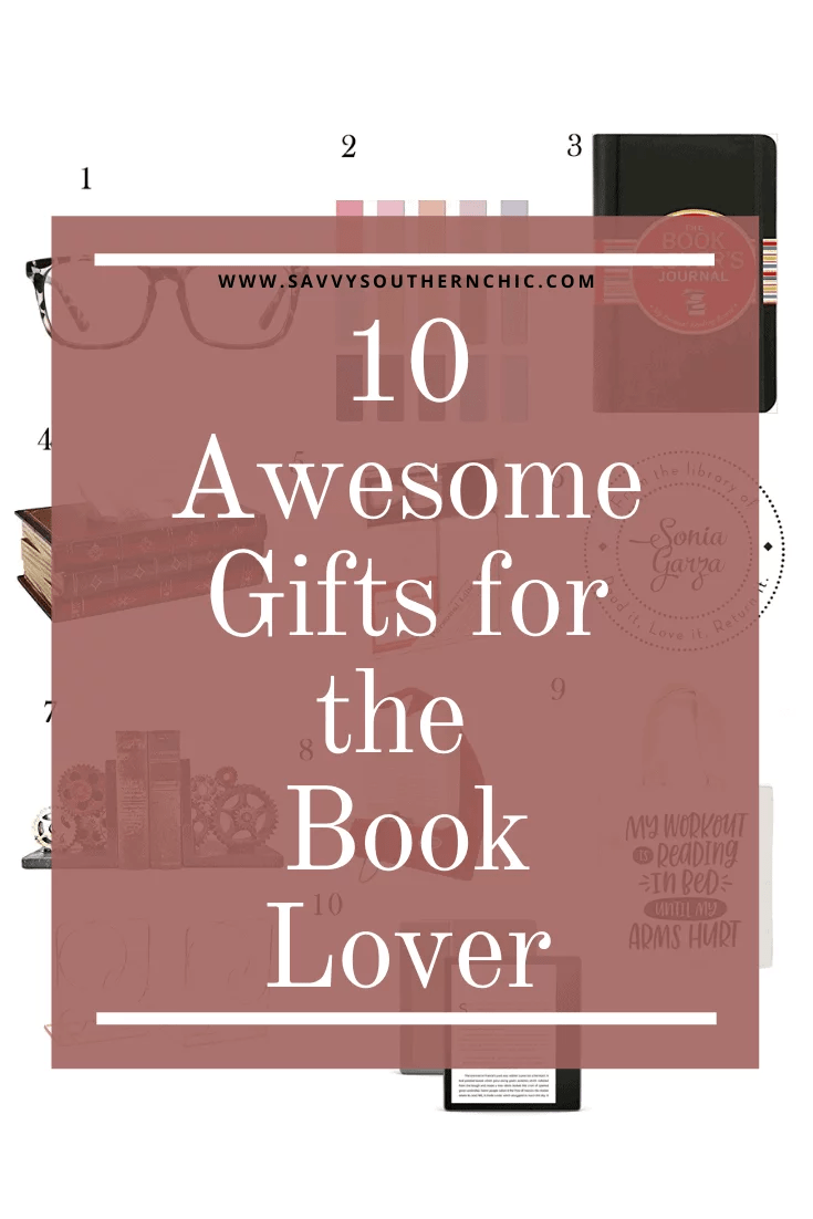 gifts for the book lover, Christmas gift guide