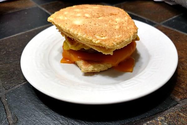 Friday Favorites pancake stack
